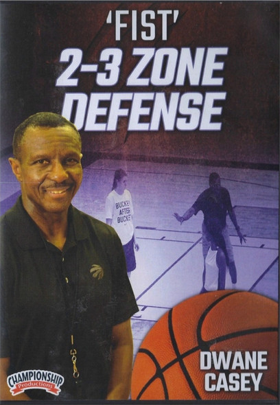 Fist 2-3 Zone Defense by Dwane Casey Instructional Basketball Coaching Video