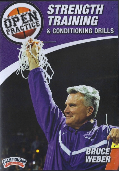 Strength Training & Conditioning Drills by Bruce Weber Instructional Basketball Coaching Video
