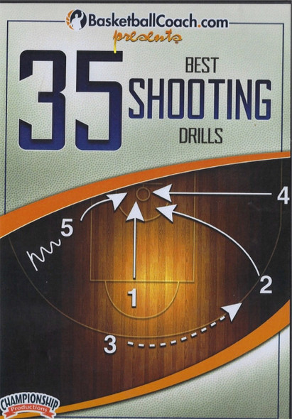 35 Best Shooting Drills by Fred Hoiberg Instructional Basketball Coaching Video