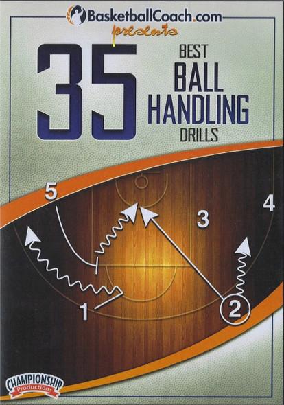 35 Best Ball Handling Drills by Ganon Baker Instructional Basketball Coaching Video