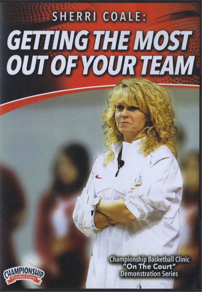 Getting The Most Out Of Your Team by Sherri Coale Instructional Basketball Coaching Video