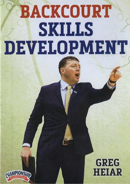 Backcourt Skills Development by Greg Heiar Instructional Basketball Coaching Video