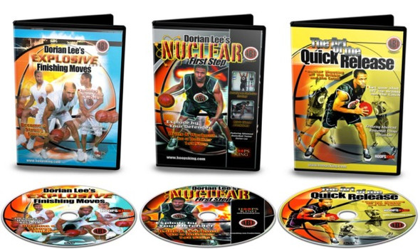 Dorian Lee's Offensive Juggernaut Basketball System