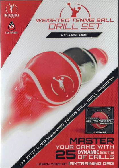 Weigthed Tennis Ball Drill Set Vol. 1 by Micah Lancaster Instructional Basketball Coaching Video
