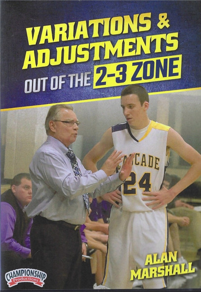Variations & Adjustments Out Of The 2-3 Zone by Al Marshall Instructional Basketball Coaching Video