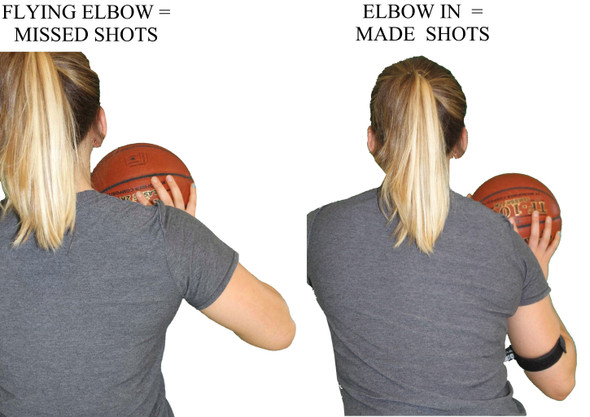 Flying Elbow basketball