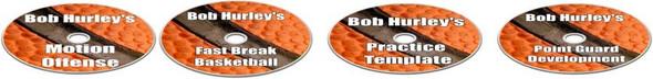 Bob Hurley Big 4 DVDs