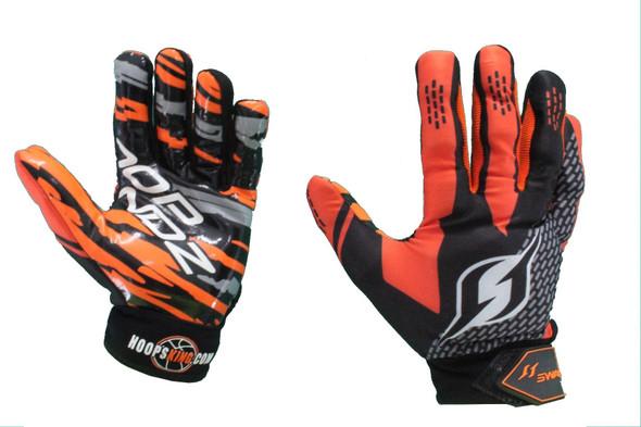 basketball gloves shooting to increase range on your shot
