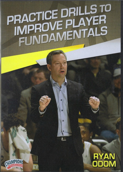 Basketball Practice Drills to Improve Player Fundamentals by Ryan Odom Instructional Basketball Coaching Video