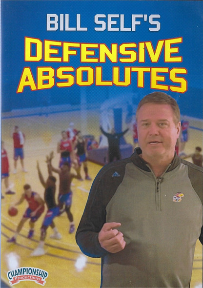 Bill Self's Defensive Absolutes by Bill Self Instructional Basketball Coaching Video