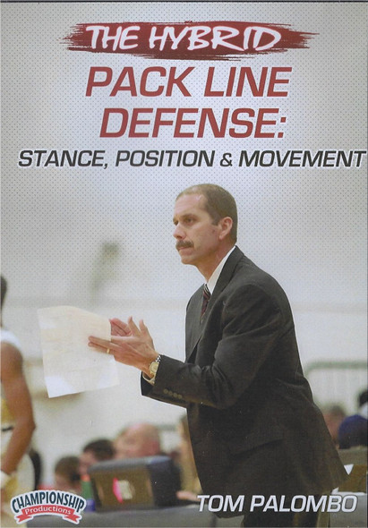 The Hybrid Pack Line Defense by Tom Palombo Instructional Basketball Coaching Video