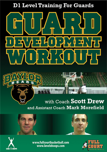Baylor Basketball Guard Development workout