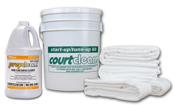 Court Clean Mop System Supplies
