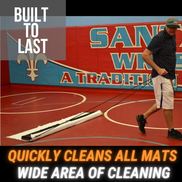 wrestling mat cleaning kit schools