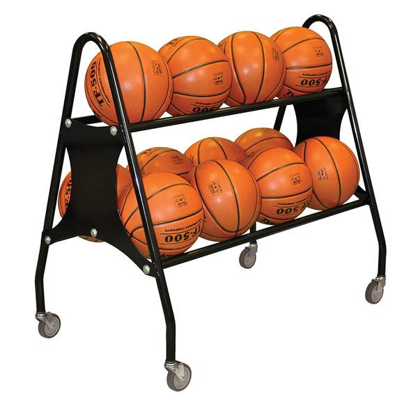 Custom basketball rack or cart