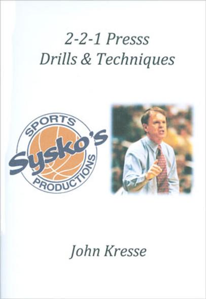 2-2-1 Press Drills & Technique