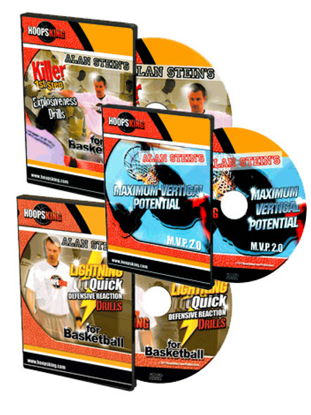 Alan Stein Elite Athletic Performance System