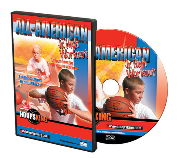 All-American Junior High Basketball Workout