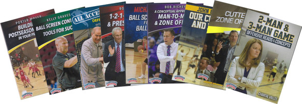 Rent basketball coaching dvds from Championship Productions