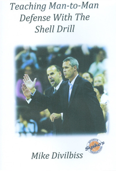 Teaching Man-to-Man Defense With The Shell Drill