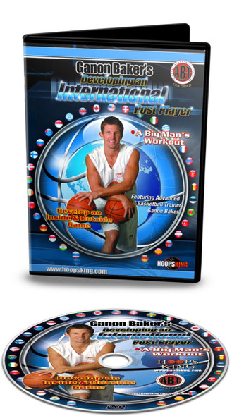 Ganon Baker Basketball Post Workout Video DVD