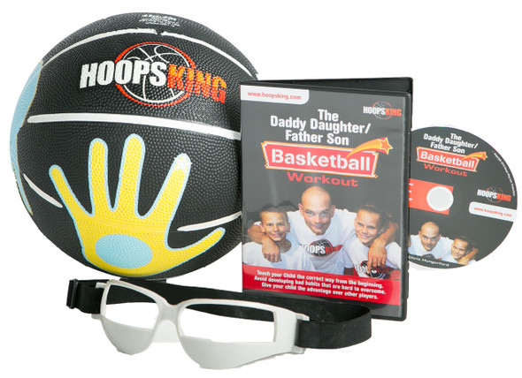 Youth Basketball Training DVD and aids.