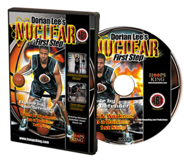 develop quicker first step basketball