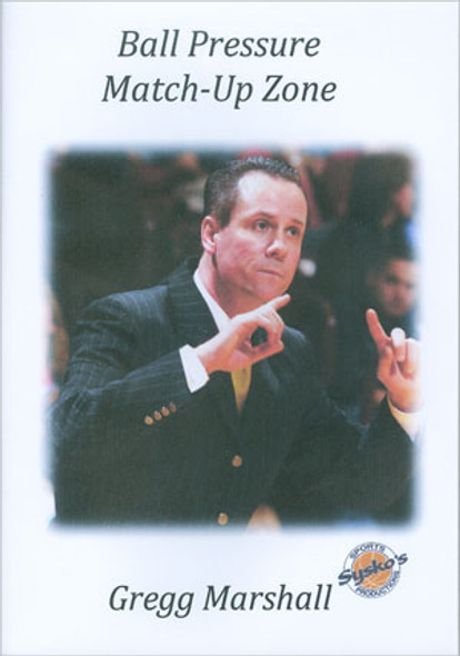 Ball Pressure Match Up Defense Basketball Gregg Marshall