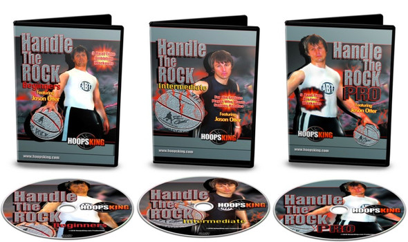 Jason Otter Handle the Rock Dribbling videos system