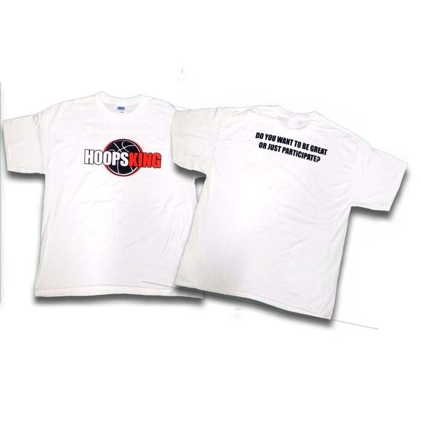 Hoops King 20th Anniversary T-Shirt
