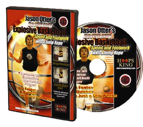 Jason Otter jump rope workout