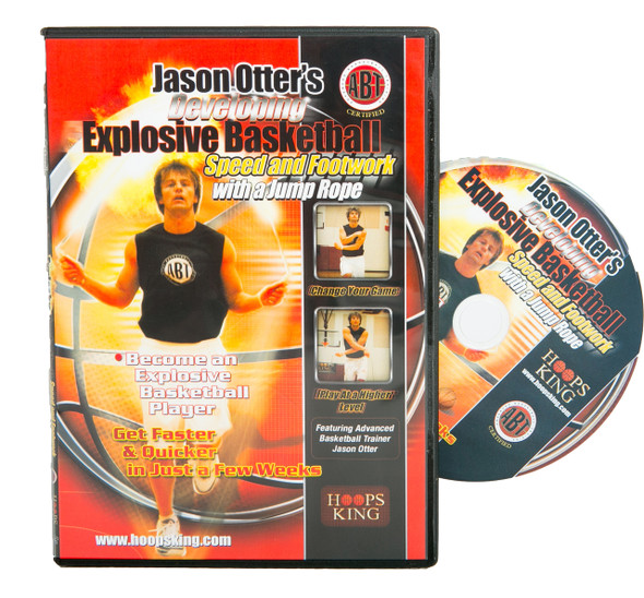Jason Otter's Basketball jump rope and workout program.