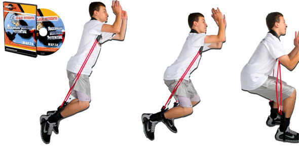 Vertical Jump Resistance Bands and Vertical Jump Workout Program