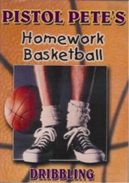 Pete Maravich Homework Basketball Dribbling Video