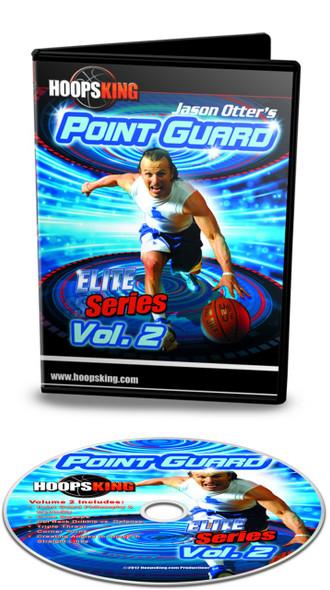 Point Guard Drills Volume 2 Jason Otter
