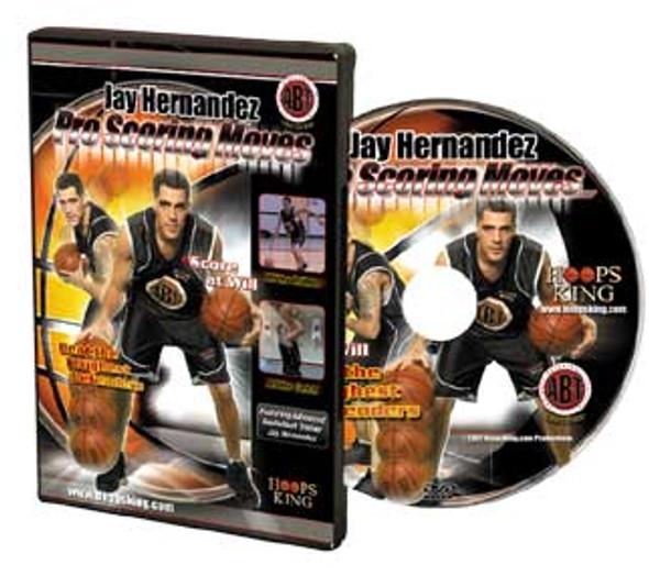 Jay Hernandez Pro Scoring Moves video.