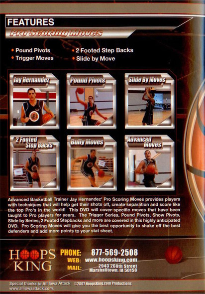 1 on 1 basketball moves