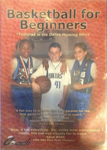 Basketball For Beginners by Larry Wallace Instructional Basketball Coaching Video