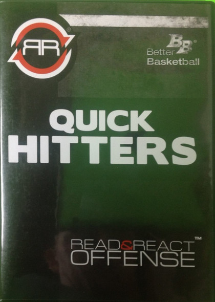 Read and React Offense Quick Hitters