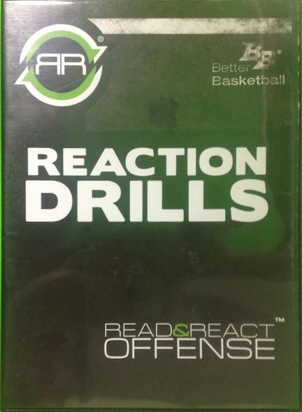 Read & React Offense Drills