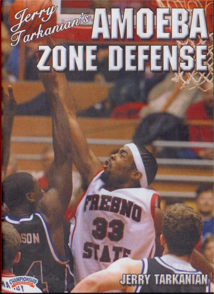 Unlv Amoeba Zone Defense(tarkanian) by Jerry Tarkanian Instructional Basketball Coaching Video