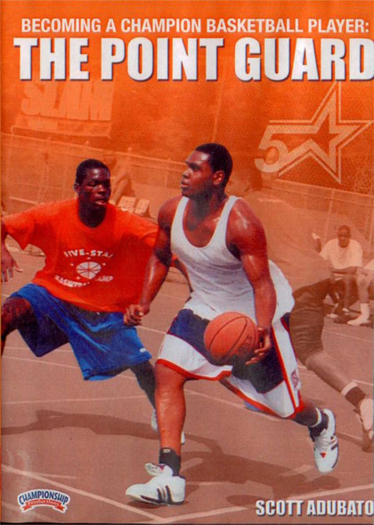 The Point Guard by Scott Adubato Instructional Basketball Coaching Video
