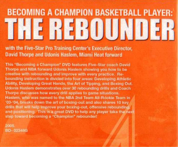 (Rental)-The Rebounder