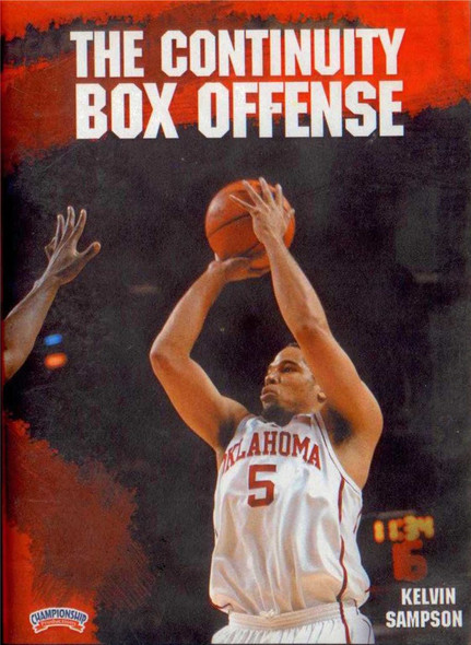 The Continuity Box Offense by Kelvin Sampson Instructional Basketball Coaching Video