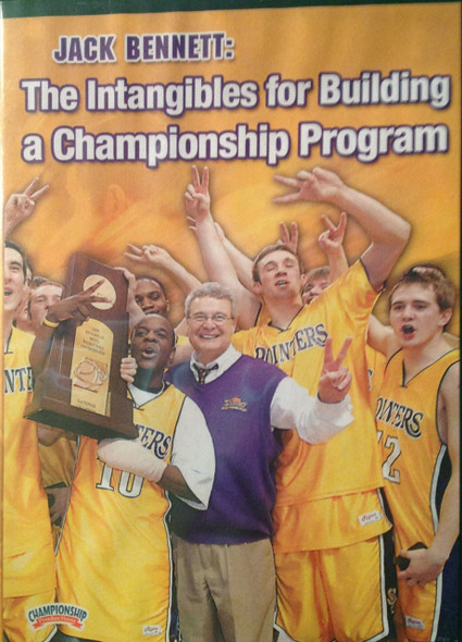 The Intangibles For Building A by Jack Bennett Instructional Basketball Coaching Video