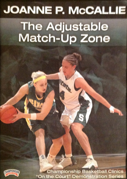 The Adjustable Match-up Zone by Joanne McCallie Instructional Basketball Coaching Video