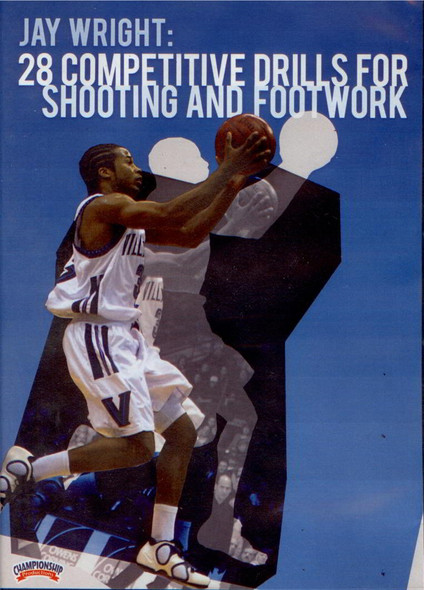 28 Competitive Drills For Shooting & by Jay Wright Instructional Basketball Coaching Video