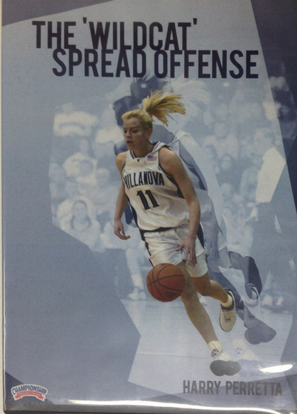 """""""wildcat Spread"""" Offense by Harry Perretta Instructional Basketball Coaching Video"""