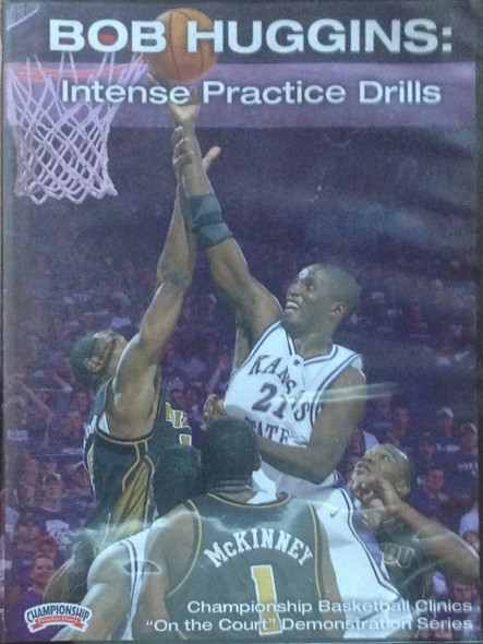 Intense Practice Drills by Bob Huggins Instructional Basketball Coaching Video