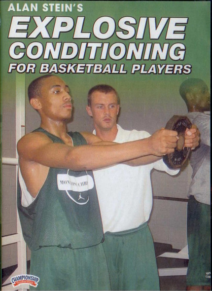 Explosive Conditioning For Basketball Players by Alan Stein Instructional Basketball Coaching Video